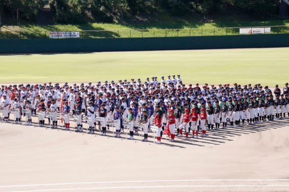 第1回日本少年野球 ツボイスポーツ杯争奪大会 1回戦
