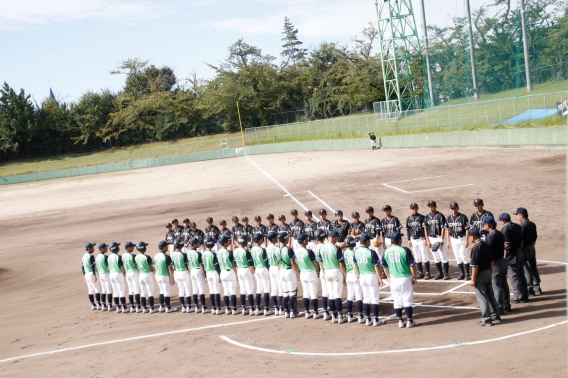 第1回日本少年野球 ツボイスポーツ杯争奪大会 2回戦