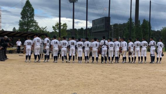 第21回 日本少年野球福井大会(ジュニア)準決勝
