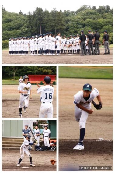 第21回 日本少年野球福井大会(ジュニア)1回戦